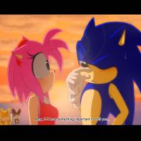 Anime Screenshot :sonamy: by Blue-Chica