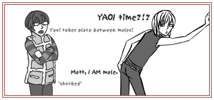 229 : Death Note : Yaoi Time 3 by witegots