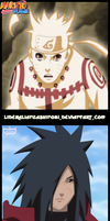 Naruto y Madara by LiderAlianzaShinobi