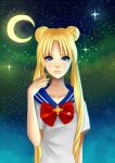 Sailor Moon by fairydustshower