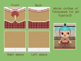 Animal Crossing:My Pattern 12 by iguru71
