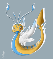 Mega Dunsparce? by OnixTymime