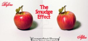 The smudge effect by showlo