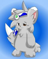 The Minccino That almost won by Zander-The-Artist