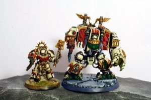 Deathwing WH40k by Eupackardia