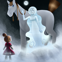 I am the Winter by SnowLady4Ever