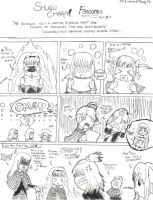 SC Fancomic - 'Fanarts' by 0--Sakura--Dita--0