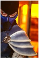sub zero by Heartofdevil-cosplay
