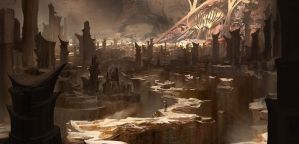 Valley of Remnants by fmacmanus