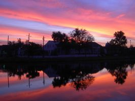 Sunrise in New Orleans 1 by Kicks02