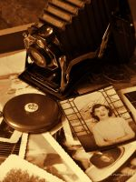 My Grandmother's Things by erbphotography