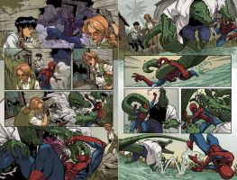 Spider-man MA 11 15-16 by greasystreet