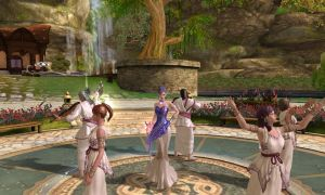 Aion Online (83) - Koninas: With the Muses by mariahmerry