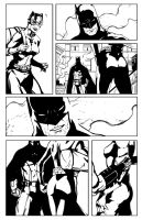 Catwoman samples by nandolibreros