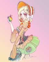 Young Granny Smith by NoFlutter