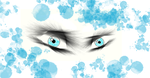 Fem!Neptune's Eyes by Danicus-the-Manicus