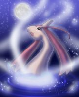 Milotic Moonlight Twister by Mnemeth17