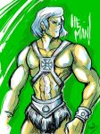 He-man by favius