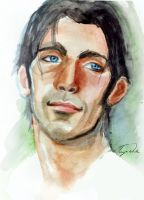 portrait of Gianluigi Buffon by TanyaNorth