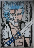Say Cheese Grimmjow by RockOn1992