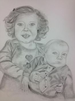My Little Cousins by WickedLover4eva