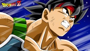 Dragon ball z- Bardock by Bejitsu