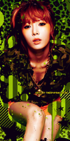 CHILLIN HAWTIES! - Hyuna Avatar 2 by foreverGIKWANG