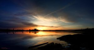 Light Begins Panoramic HDR by poe47