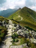 Tatra Mountains by UltimateOpportunist