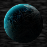 Planet Antar II by Alkonium