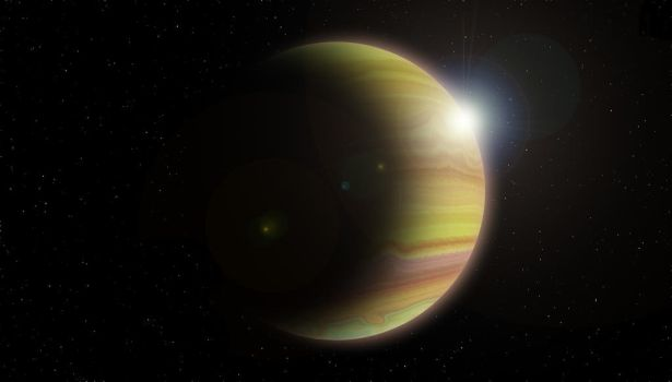 Gas Giant - Javen by ValentineFate