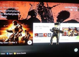 Xbox 360 Dashboard by Appletart-Longshot