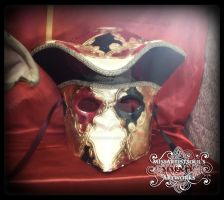 Classical Masquerade I by MissArtistsoul