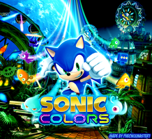 Sonic Colors Desktop wallpaper by Pheonixmaster1