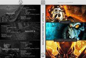 DVDCover Box, Fallout Classic Collection [gog.com] by VikingWasDead