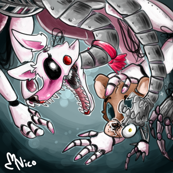 The Mangle by NicoTheMintyRabbit