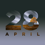 '28 Apr' - Calendar Art by AKSfx