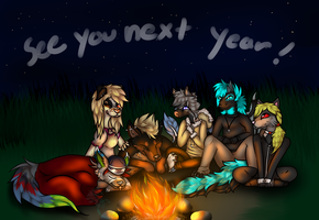 Happy New Years! by Swiftstack