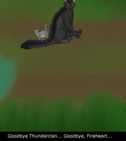.:Warriors:. Graystripe's decision by MichelleTheCat