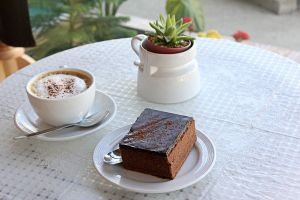 Cappuccino and soft chocolate fudge by schwarzkopf007