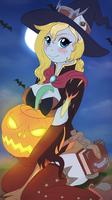 Happy Halloween! by Evomanaphy