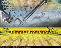 summer romance by mahend