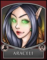 BC2013 Badge Araceli by Noxychu