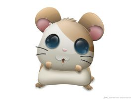 Hamtaro by deadPxl
