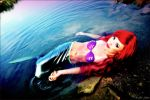 Ariel cosplay - little mermaid by Yana-Mio
