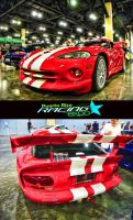 Dodge Viper Rosso by KhaosTheory455