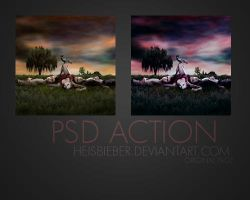 +ACTION by Heisbieber