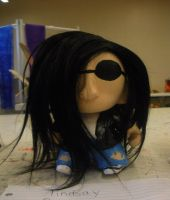 joey ramone munny by oldirtyruca