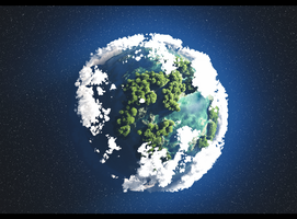 Planet by oulyt
