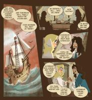 Webcomic - TPB - How to steal a ship - page 14 by Dedasaur